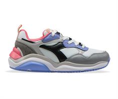 Diadora Whizz Run dames sneakers wit