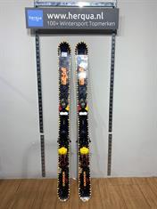 diverse leveranciers 53-2913 Wedze kinder ski gebruikt geel
