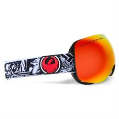 Dragon Apx dap japan goggle rood