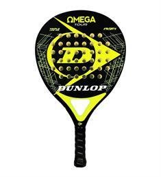 Dunlop Omega Tour Yellow sr. padel racket geel