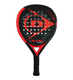 Dunlop Padel Rapid Power sr. padel racket rood