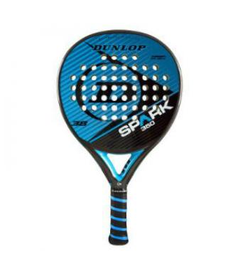 Dunlop Padel Sting 350 sr. padel racket blauw