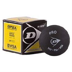 Dunlop Revelation Pro squashbal geel