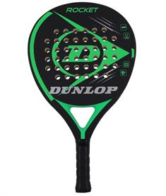 Dunlop Rocket Green NH sr. padel racket zwart