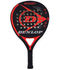 Dunlop Rocket Red NH sr. padel racket zwart