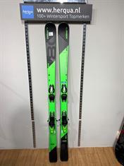 Elan 127-2954 Amphibio 80 TI heren ski gebruikt groen
