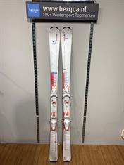 Elan 91-2922 Ilure dames ski gebruikt wit
