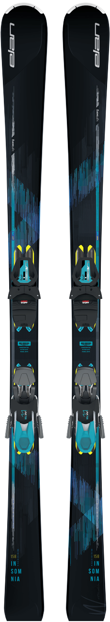 Elan Insomnia sport carve ski dames zwart