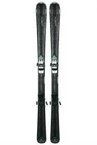 Elan sport carve ski dames zwart