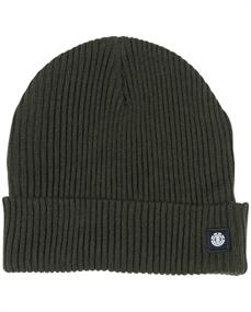 Element Flow2 beanie muts skate/snow donkergroen
