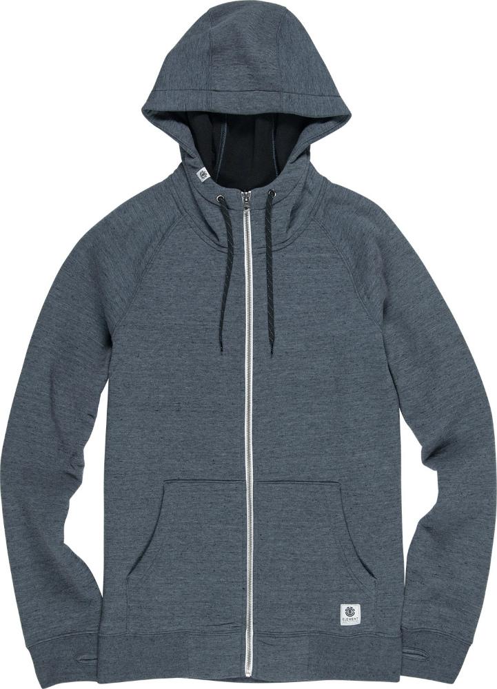 Afbeelding van element Meridian Bonded Zip Heren sweater marine
