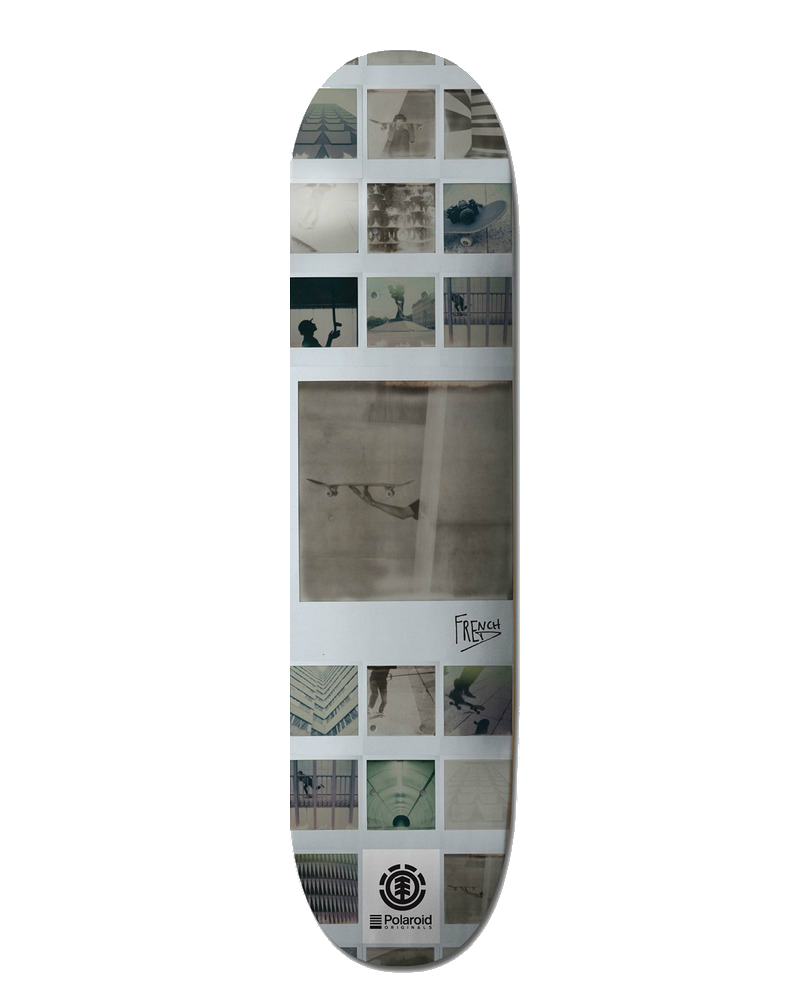Afbeelding van element Polaroid Fred 8.5 Skateboard Diversen
