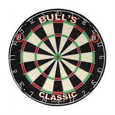 Embassy Sports Classic Bristle dart bord zwart