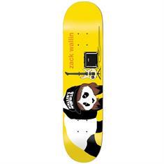 Enjoi zack wallin R7  8.25 skateboard geel