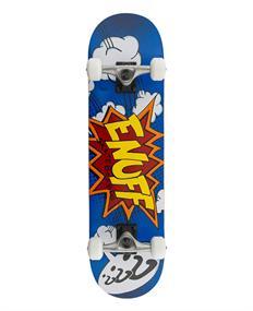 Enuff Pow Blue 7.75 skateboard complete kobalt