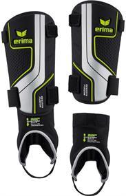 Erima Resista Fusion scheenbeschermers zwart