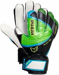 Erima Talent Pro keeperhandschoenen groen