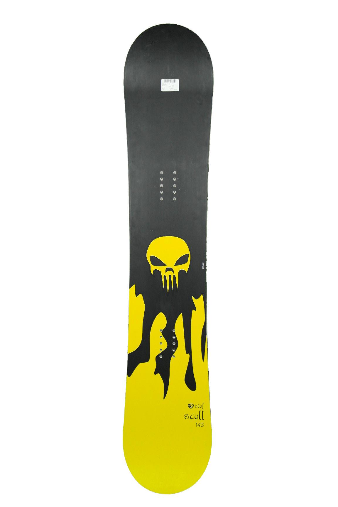Afbeelding van Euretco Sport Snowboard ZWART