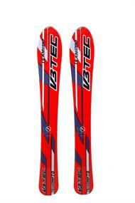 Euretco Sport V3 tec race rcs junior ski rood