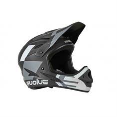Evolve Storm Matte Black bmx/skate helm zwart