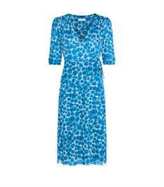 Fabienne Chapot Melissa Dress dames jurk casual kobalt