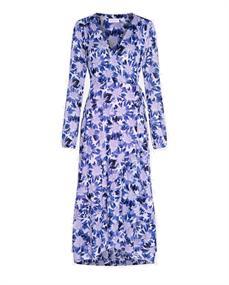 Fabienne Chapot Natasja Frill Dress dames jurk casual lila