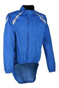 Falcon Bike jacket heren hardloopjack kobalt