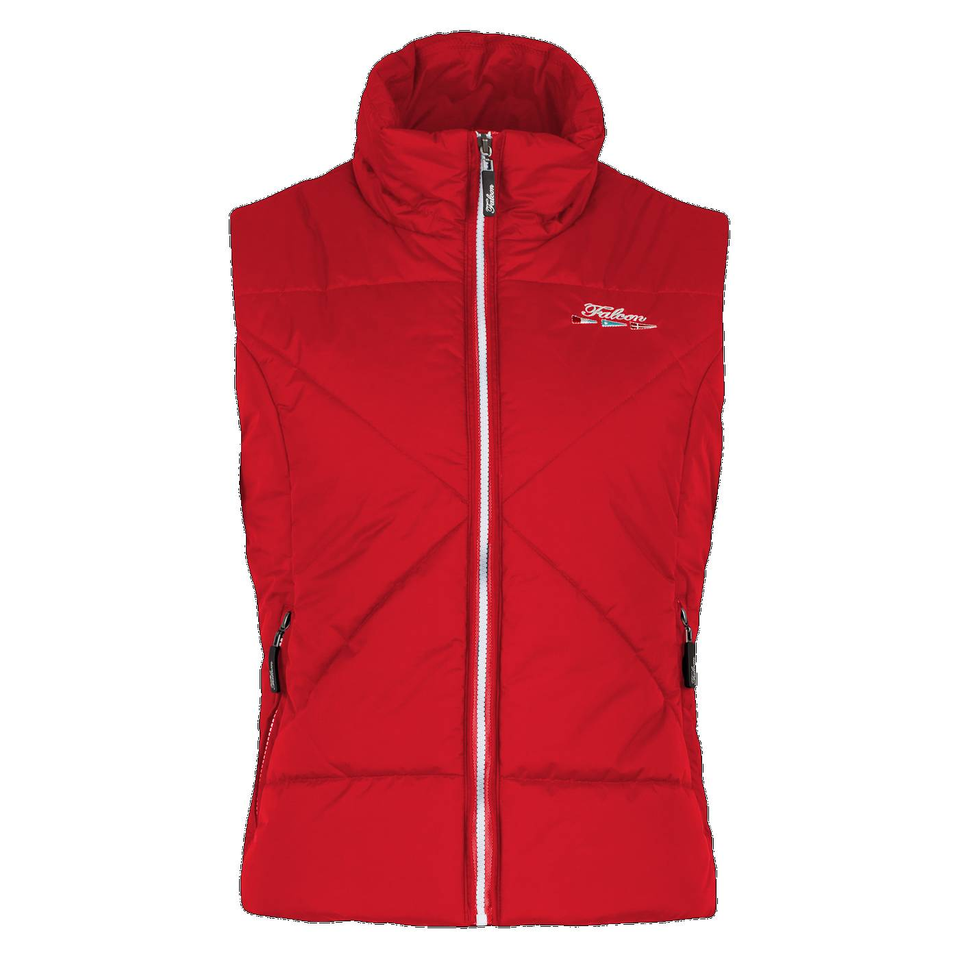 dames bodywarmer Falcon MABTON.FL.RED ROOD