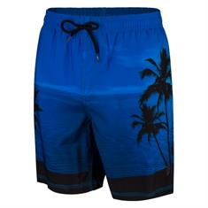Falcon Dray Swimshort heren beach short kobalt