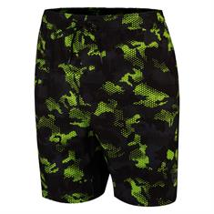 Falcon Dray Swimshort heren beach short lime groen
