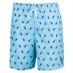 Falcon Dray Toekan heren beach short blue