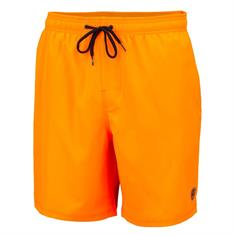 Falcon Dray vibrant Solid Orange heren beach short oranje