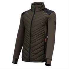 Falcon Lucan vest heren donkergroen