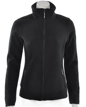 Falcon Whitney Dames fleece ZWART