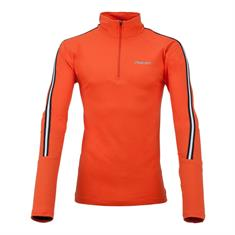 Falcon Yarmouth orange heren ski pulli oranje