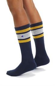 Falke Crew Socks sportsokken marine