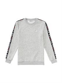 Fila Aren Crew heren sportsweater midden grijs