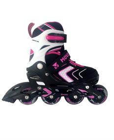 Fila Arrow 30/33 34/37 38/41 inline skates / skeelers pink