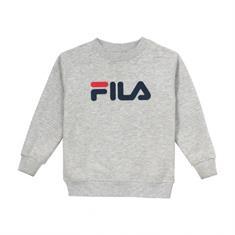 Fila Classic Pure Crew heren sportsweater midden grijs