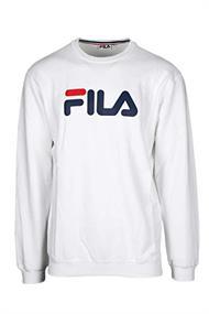 Fila Classic Pure Crew heren sportsweater wit