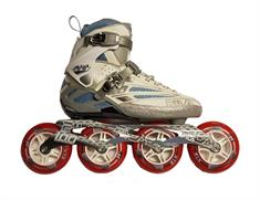 Fila Fm 100 lady inline skates / skeelers midden grijs