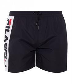 Fila Hitomi Swim Shorts heren beach short zwart