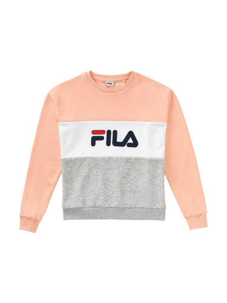 Fila Leah crew sweat dames sportsweater thumbnail
