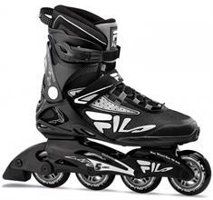 Fila Legacy Comp 80 inline skates / skeelers zwart