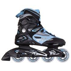 Fila Legacy Comp Lay 80 inline skates / skeelers blue