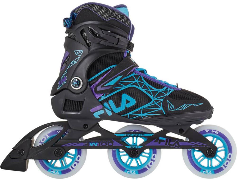d69a94eff35 Fila Legacy Pro 100 Lady inline skates / skeelers zwart van inlineskates