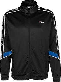 Fila Men Ted Track Jacket heren casual sweater zwart