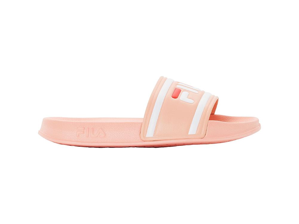 e2ba876654a Fila Morro Bay Slipper dames slippers rose van slippers & sandalen