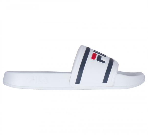 Fila Morro Bay Slipper dames slippers wit