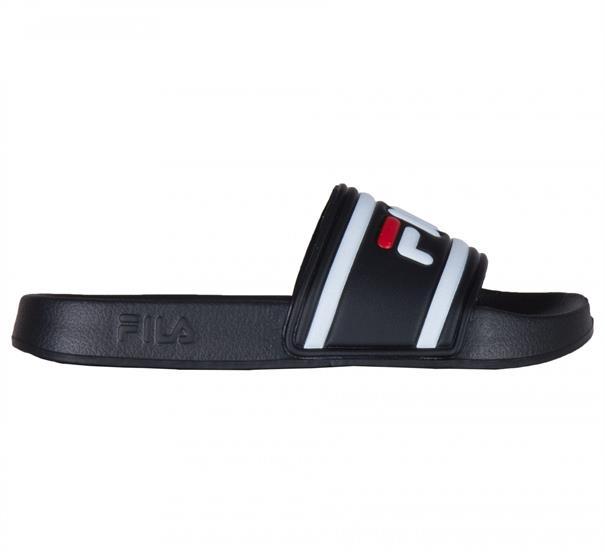 Fila Morro Bay Slipper dames slippers zwart